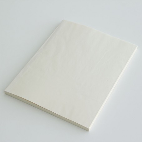 MD Notebook - Large, Plain Paper