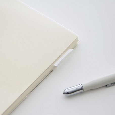 Midori MD Notebook Clear Cover // Large