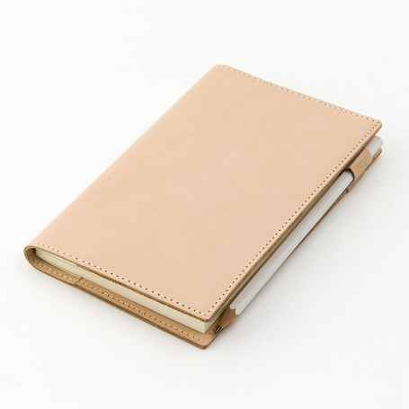 MD Notebook Leather Cover // Medium