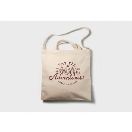 Tools to Live By / 'Adventures' Tote Bag